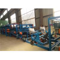 Cheap EPS Roof / Wall Panel Sandwich Panel Production Line 33m Length Fully Automatic for sale