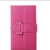 """Cheap Best Quality Women Book Flip Leather Case With Belt For Iphone 6 (4.7"""") for sale"""