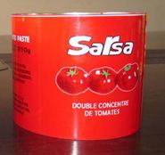 Cheap haccp certified products cheap price canned tomato paste brix 28%-30% ,canned foods promotion for sale