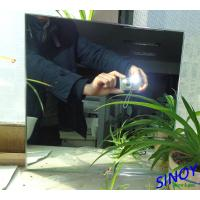 Cheap Double Coated Aluminium Coated Mirror Glass Waterproof with 3mm for sale