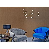 Cheap Living Room Modern Removable Wallpaper , Washable Non Pasted Wallpaper for sale