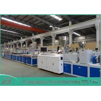 Cheap White PVC Panel Board Making Machine Decorating Board Extruder Machine 5~25mm Thickness for sale
