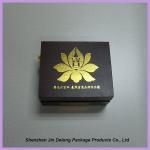 Cheap UV Coating Logo Rigid Gift Box / Handmade Smart Phone Packaging Box Matte Finish for sale