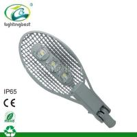 Cheap 160W , 200W Epistar / Bridgelux Chip 2700k - 3200k Led Street Light for country road / main road for sale