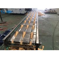 Cheap Ice Cream Cone Cooling Conveyors Stainless Steel , Cooling Conveyor Systems for sale