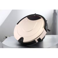 Champagne Color Robot Vacuum Cleaner Anti-falling, Anti-bumping with Charge Stand Manufactures
