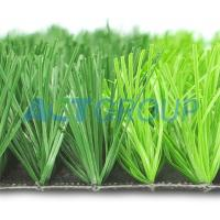 Buy cheap Football Field Multifunctional Artificial Grass 40mm Pile No - Infill Low Maintenance from wholesalers