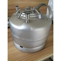 Cheap Professional 1.75gallon Ball Lock Keg With Pressure Relief Valve And Lids for sale
