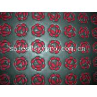 Cheap Customized Textures embossed EVA foam sheet for shoe soles for sale