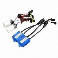 Cheap Unique Auto Mini G4 HID Xenon Lighting Kit in 6 x 5 x 2.1cm, with 0.15kg Weight, Save Shipping Cost for sale