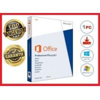 Cheap MS Microsoft Office 2013 Professional Plus * Full Version Original Business * for sale