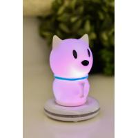 Cheap Energy Saving Rechargeable Night Lamp For Kids Bedroom ROHS Approved for sale