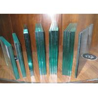 Cheap Bullet Proof Laminated Security Glass / Clear Laminated GlassFor Bank for sale