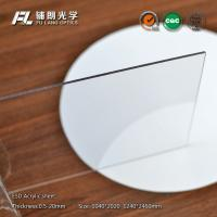 Quality ESD Fire Resistant Acrylic Sheet For Operating Room Of Medical Center wholesale