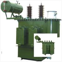 Cheap 30kV - Class Reactor Transformer Power Distribution Oil Type Two Winding Low Noise for sale