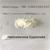 Cheap White Crystalline Powder Testosterone Cypionate For Muscle Gaining CAS 58-20-8 for sale