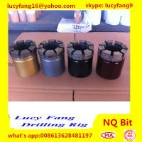 Cheap Lowest Price High Quality Diamond Pregnant Core Drilling Bit NQ and NQ3 for sale