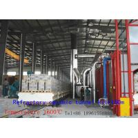 Ceramic tunnel furnace 150m 1600℃ Production equipment for continuous furnace of refractory material
