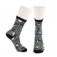 Cheap Polyester/ Spandex /Unisex  OEM Service  Custom Made Size 3D-Printing Socks for sale