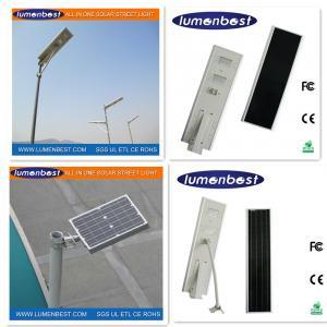 Cheap 3 Years Warranty 100W Solar LED Street Light/Lamp for sale