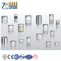 Cheap Stainless steel beer keg and beer barrel for Euro, US, DIN standard for sale