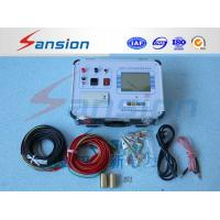 Cheap Three Phase Power Testing System , Automatic Capacitance Inductance Tester for sale