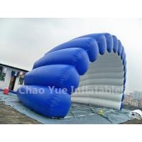 Cheap Huge Outdoor Inflatable Archway Tent for event with PVC Tarpaulin for sale