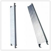 Cheap Frame Catwalk Ringlock Steel Scaffold Planks Building Construction With Hooks Frame for sale