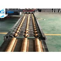 Cheap High Performance Cooling Conveyors Stainless Steel For Cone Manufacturing Machine for sale