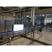 Cheap CIP Cleaning 1500T/D SS304 Beverage Production Line for sale