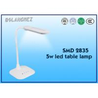 Cheap Touching switch rechargeable touch sensor led table lamp with smd2835 for sale