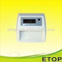 Cheap Mini Portable Professional Euro Banknote Currency Detector Et-cd400 for sale