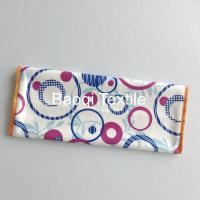 "Quality Printed color size 16""100% poly microfiber cleaning cloth, tea towels dry water wholesale"