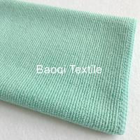"""Quality Blue color size 16""""microfiber glasses towel polyester cleaning towels microfiber wholesale"""