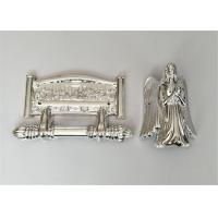 Buy cheap Multi Color Angel Coffin Fittings , Angel 002# Coffin Corner PP Plastic from wholesalers