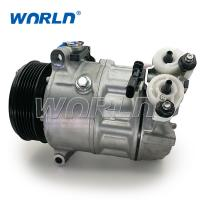 Cheap 12V Auto AC Compressor PXC116C for JAGUAR XF 2.2 / XJ 2.0 3.0 PXC16 51-0699 / CX23-19D629-EA / 047648032B4 for sale