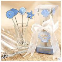 Cheap New creative gift product wedding gift Marine Biology fruit fork for sale