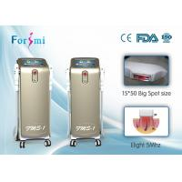 Cheap SHR IPL Elight 3 in 1 hair removal and skin rejuvenation machine with 3000W input power in best price for sale