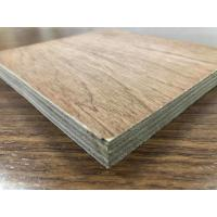 Cheap Black Walnut Face Poplar Core Plywood for floor (2mm-30mm as you request) for sale