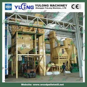 China wood pellet making machine/pellet making machine/wood pellet production line on sale