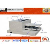Cheap 6 Colors A3 Flatbed Printer for T-Shirt/iPhone Cover/Metal/Ceramic/Glass/Signs for sale
