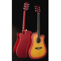 """Cheap 41"""" Junior Spruce Western Guitar Basic six string Acoustic Guitar for sale"""