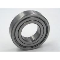 High Speed P0 / ABEC-1 GCr15 / AISI52100 Deep Groove Ball Bearing 6206-ZZ Manufactures