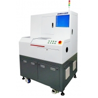 Cheap High Stability 1070nm High Precision Laser Cutting Machine , Silicon Wafer Cutter for sale