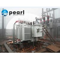 Cheap High Stability Oil Immersed Transformer Outdoor Munting PCB Free  50Hz for sale