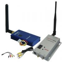 12 Channels Small Size CCTV Wireless Video Transmitter And Receiver 1000mW DC 12V