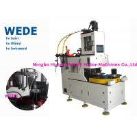 Cheap Single Head Stator Winding Machine 2 Stations Automatic With Turnable Table for sale