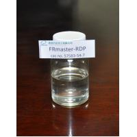 Cheap FRmaster RDP / High Molecular Weight Phosphate Ester Flame Retardant In PC / ABS for sale