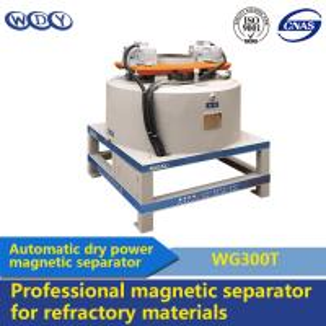 Cheap Magnetic Separation Material Handling Equipment For Black Powder 440v for sale