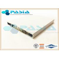 Cheap Architectural Honeycomb Ceiling Panels Rectangular Hollow Section Edge Sealed for sale